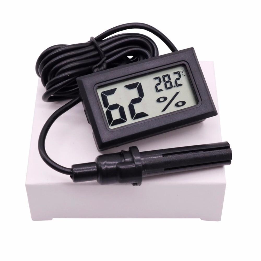 dijital sıcaklık ve nem ölçer